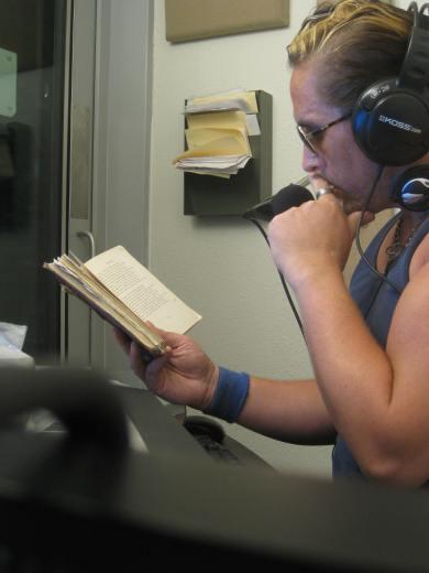 Quinten Rhea reading Alan Seeger Poems